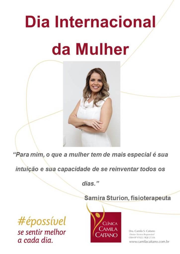 Samira Sturion
